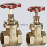 Lead-Free Brass & Bronze Gate Valves ISO CE