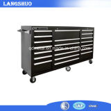72 Inch Heavy Duty Mobile Cabinet with Drawers