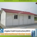 Color Steel EPS Sandwich Panels Prefabricated House