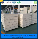 50mm ~ 250mm Stainless Steel Pur Sandwich Panel for Cool Room/ Cold Room/ Freezer
