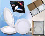 Dimmable Round Panel Ceiling Down LED Light