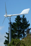 Anhua 5kw Wind Turbine Generator for Home Use with CE Certificate