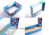 Colorful Corrugated Paper Box with Matt Lamination for Toy Package