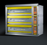 Plataforma Oven do gás para Bread Baking