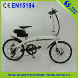 20 Inch Fashion Foldable Electric Bike