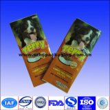 Side Gusset Pet Food Bag for 50g 100g 250g 500g 1kg