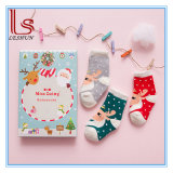 Wholesale Christmas Gift Cartoon Thickening and Soft Baby Socks