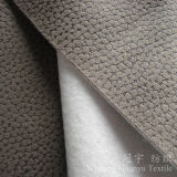 Home Textile Sofa Fabric 100% Polyester Suede Embossed