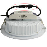 Super Bright >85lm/W 8inch 30W LED Downlight