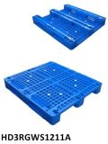 Heavy Duty Single Faced Wooden Pallet, Plastic Pallet