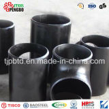 Pipe Fittings, Weld Connection, Sanitary Stainless Steel Tee