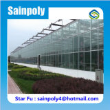 Top Grade White Glass Greenhouse