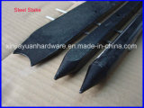 3/4′′ and 7/8′′ Round Steel Nail Stake Wholesale