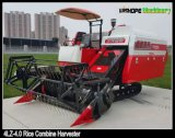 Chinese Supplier 4lz-4.0 Rice Reaper with 2.0m Cutting Width