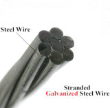 Gsw Stranded Galvanized Steel Zinc Coated Steel Wire