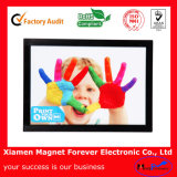 Hot Sale Quality Plastic Magnet Photo Frame