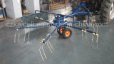 Agricultural Machinery 3 Point Linkage Rotary Hay Rake