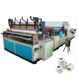 Full Automatic Toilet Paper Rewinding and Perforation Machine