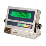 Stainless Steel Weighing Indicator with Big LCD Display (AMI-LCD)