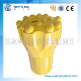 Hot Sell T45 Thread Button Bit for Drilling Holes