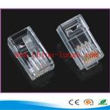 8P8C, 6P4C, 4P4C Modular Plug, Telephone Plug