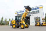 2ton Chinese Loader Zl20f Mini New Wheel Loader with Big Space