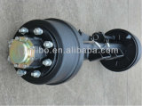 Trailer Axle with Jap Studs Thailand Trailer Axle