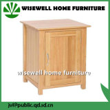 Oak Wood Bedroom Cabinet with Door (W-B-0019)