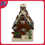 Resin House Design for Christmas Tabletop Decoration