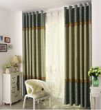 Suede Double-Faced Jacquard Cation Curtain Roman Curtain (MM-137)