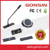 Gonsin Conference Unit with Flush-Mount Design