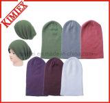 Unisex Fashion Wholesales Acrylic Slouchy Beanie Hat