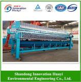 Diaphragm/Membrane Filter Press for Waste Water Sludge