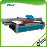 Two Piece Dx5 Head LED UV Printer for Large Ceramic