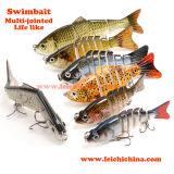 Hard Fishing Lure Multi Jointed Swim Bait