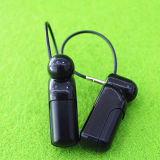 Black 58kHz Anti Theft Clothing Pencil Tag with Lanyard