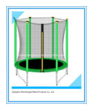 6FT Jumping Sports Round Mini Trampoline for Kids