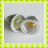12V MR16 5W COB LED Spotlight for Indoor Lighting