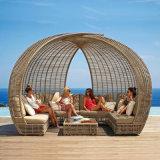 2017 Personality Outdoor Round Dome Sofa Rattan Sofa S205#