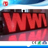 P10 Red Scrolling Text Outdoor LED Display Screen