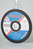 Depressed Cutting Wheel for Metal (180X3.2X22.2mm) Abrasive with MPa Certificates