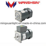 Wanshsin 15W Gear Shaft / Circular Shaft Speed Regulating Motor
