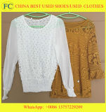 The Best Selling Women Used Clothing with Best Desgins for Arican Market (FCD-002)
