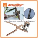 2cm Depth V Clean Cut Aluminum Alloy Grafting Tool