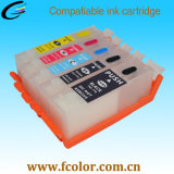 Pg450 Cl451 Refillable Ink Cartridge for Canon IP7240 Printer