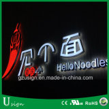 Facelit Backlit Outdoor Interior Shop Business Advertising LED Channel Letters Sign