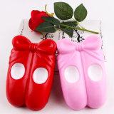 Wholesale Jumbo Charm Stretch PU Fairy Dance Shoes Squishy Toy