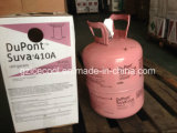 Purity 11.3kg/Cyl DuPont Refrigerant Gas R410A for Air Conditioner
