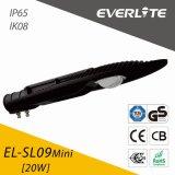 Everlite 20W Mini COB LED Street Light with IP65 Ik08