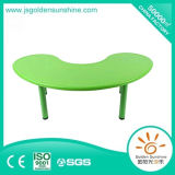 Indoor Playground Children′s Bedroom Furniture Plastic Moon Table